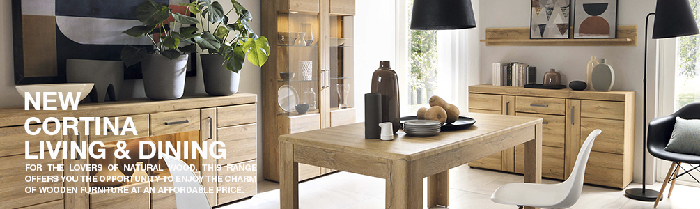 CORTINA Living and Dining