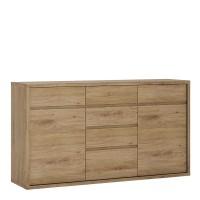 Shetland 2 door 6 drawer chest