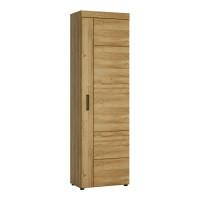 Cortina Tall cupboard (RH) in Grandson Oak