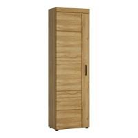 Cortina Tall cupboard (LH) in Grandson Oak
