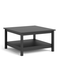 Madrid Coffee table in Matt Black