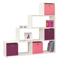 4 You Room Divider in Pearl White