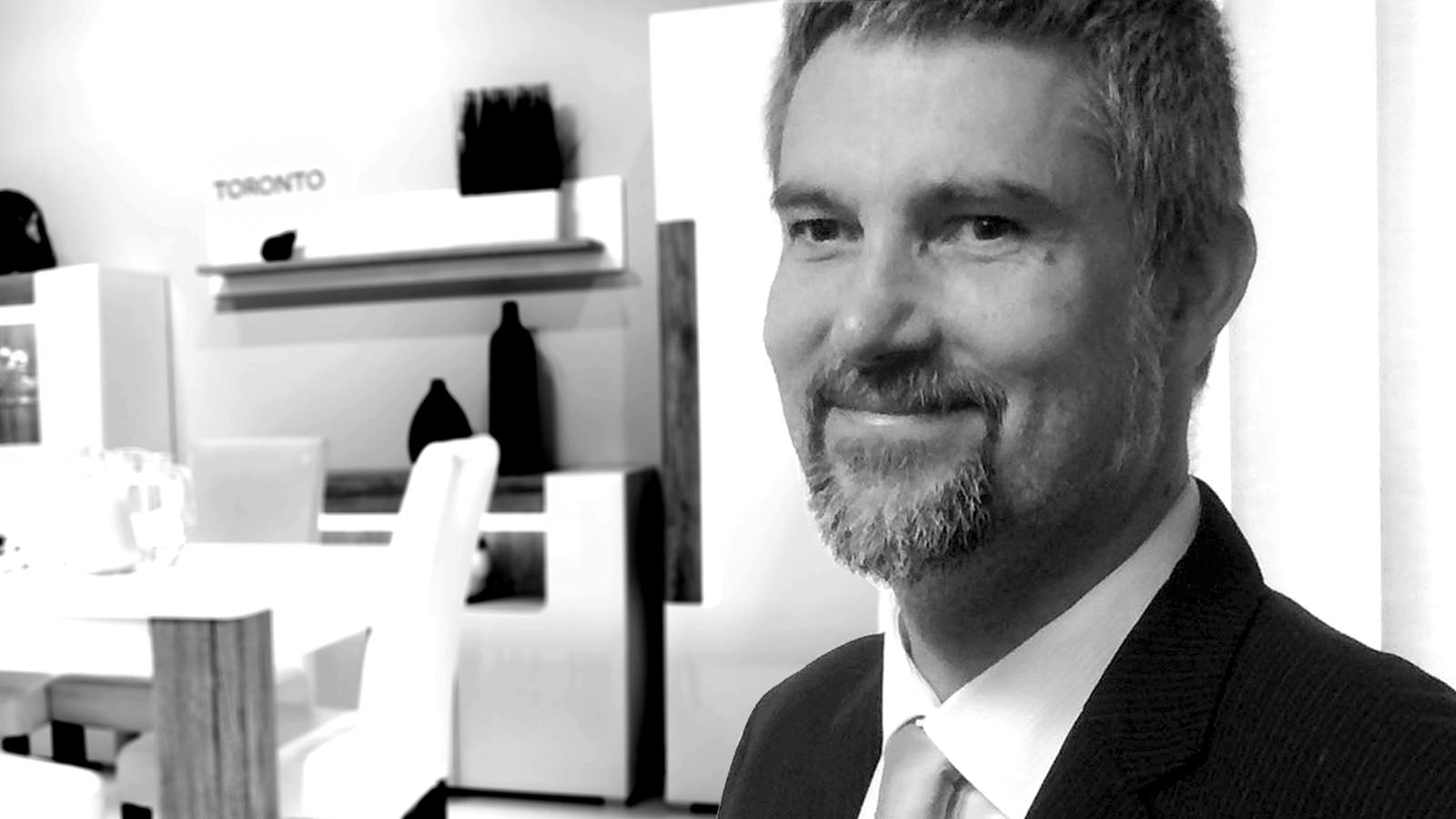David Robinson, Finance Manager