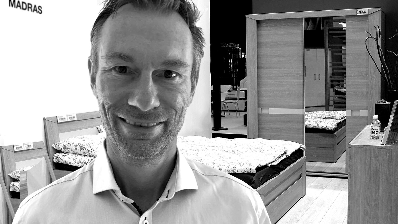 Jens Ole Steens Sorensen, CEO