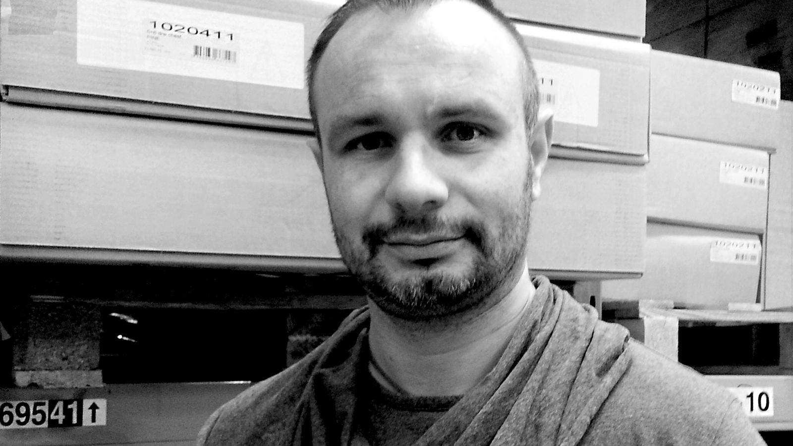 Rafal Smiechowski, Warehouse Manager