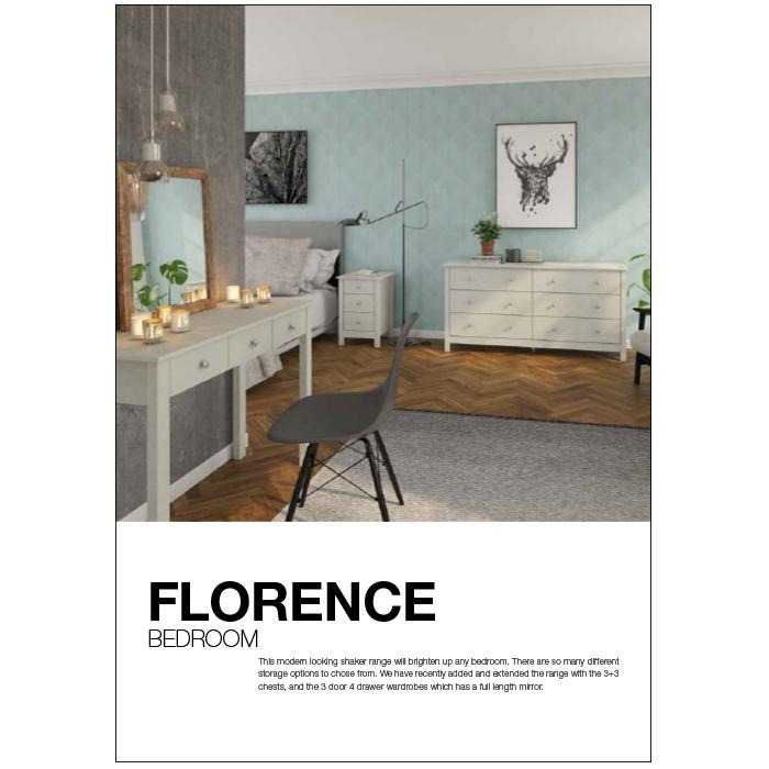 Florence bedroom