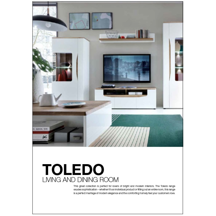 Toledo Living and Dining