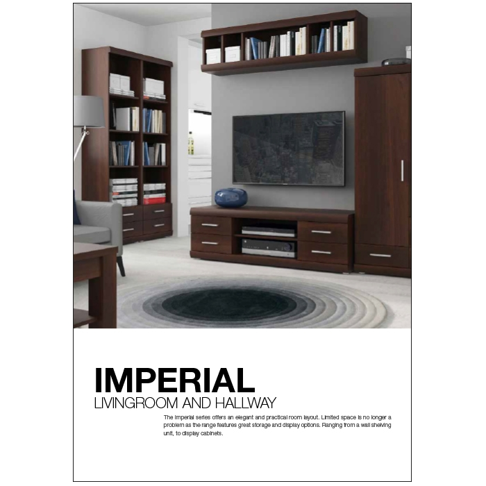 Imperial Living and Hallway