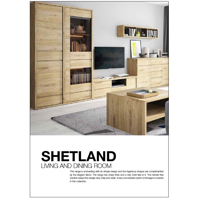 Shetland Living and Dining