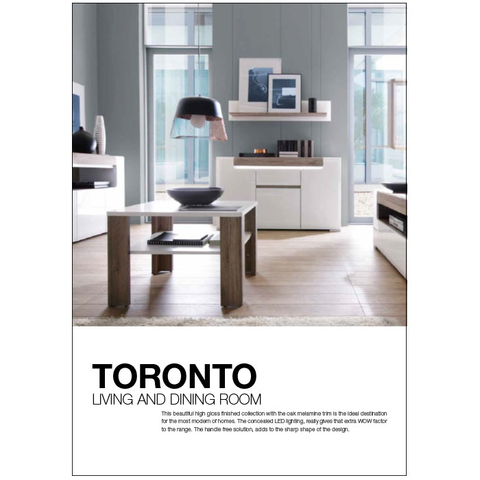Toronto Living and Dining