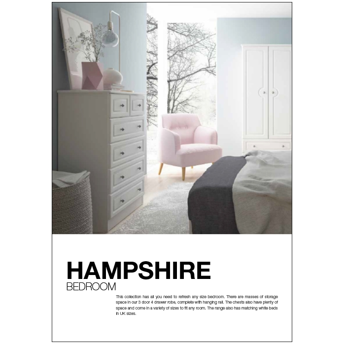Hampshire Living and Bedroom 4pp