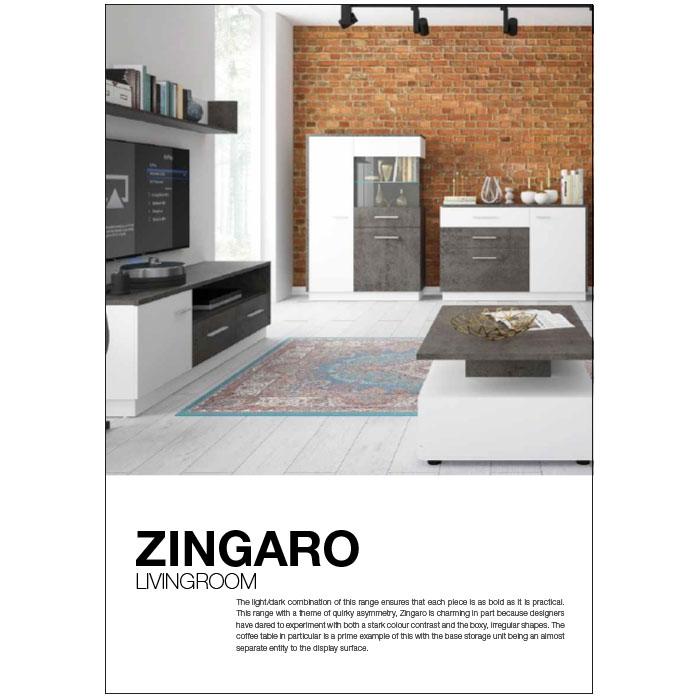 Zingaro Living and Dining