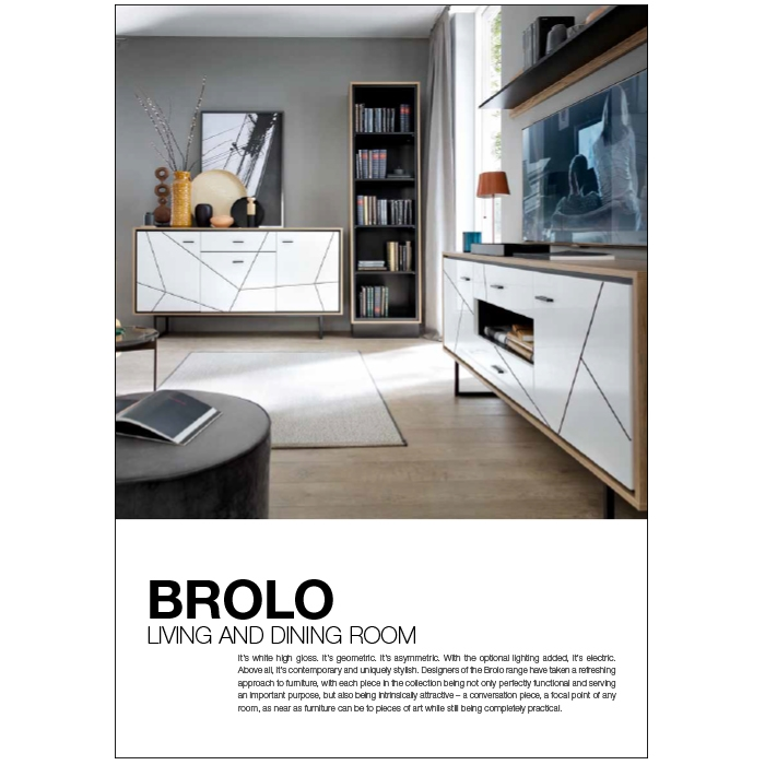 Brolo Living and Dining 4pp