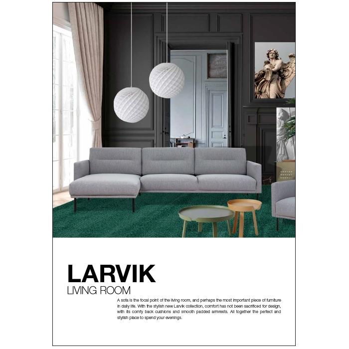Larvik sofa collection