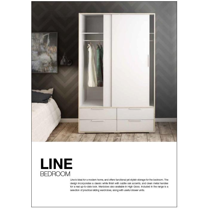 Line Bedroom