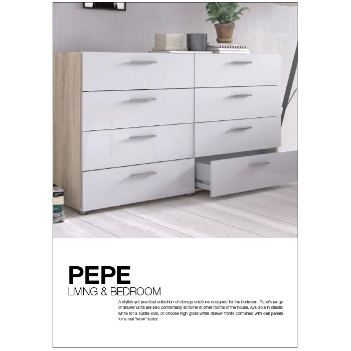 Pepe Living and Bedroom