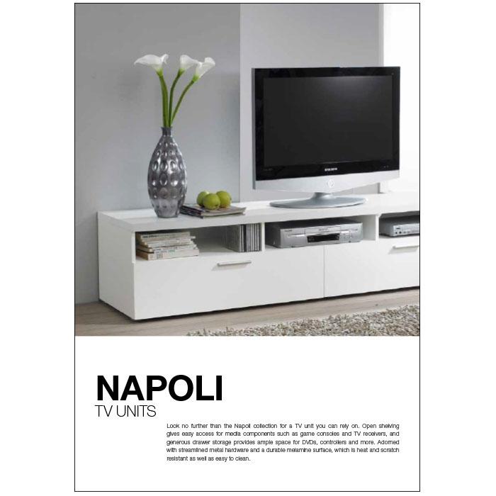 Napoli TV Units