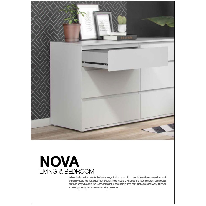 Nova Living and Bedroom