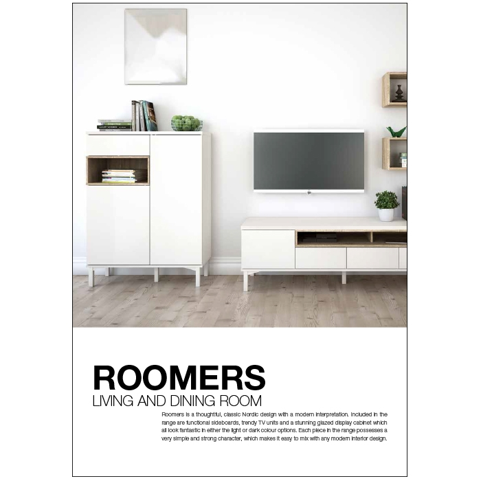 Roomers Living and Dining