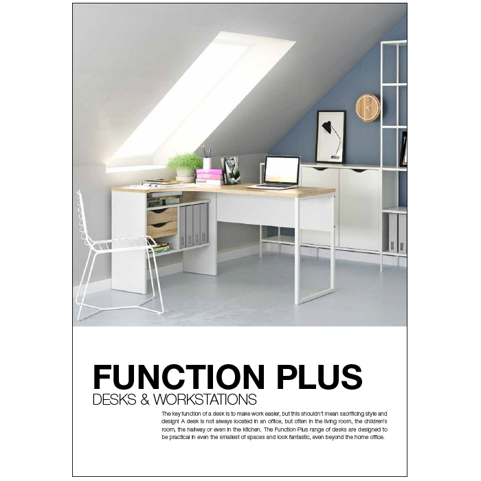 Function Plus Workstation and Desk