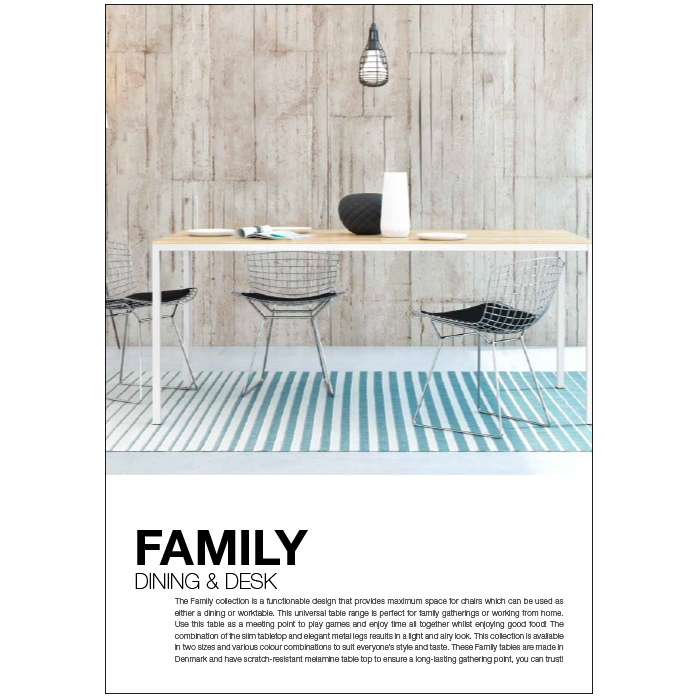 Family Dining and desks 4pp