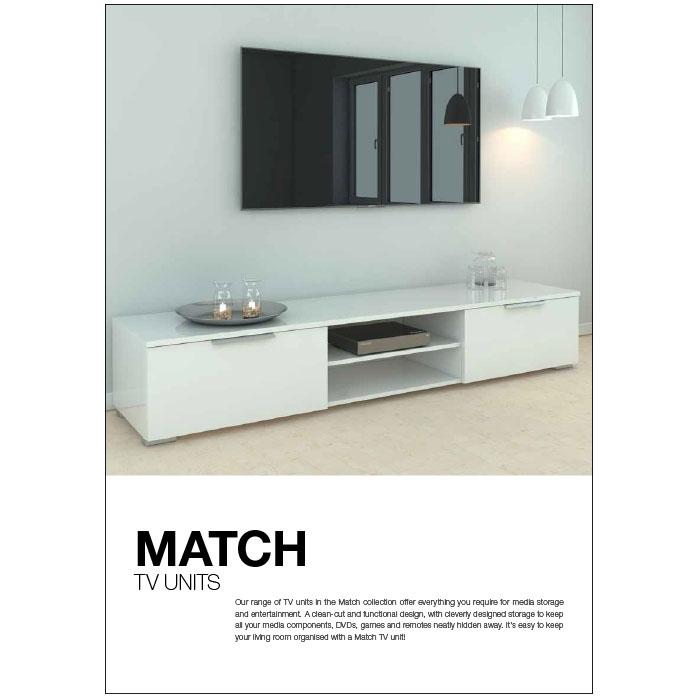 Match TV units