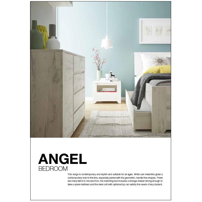 Angel kids and bedroom