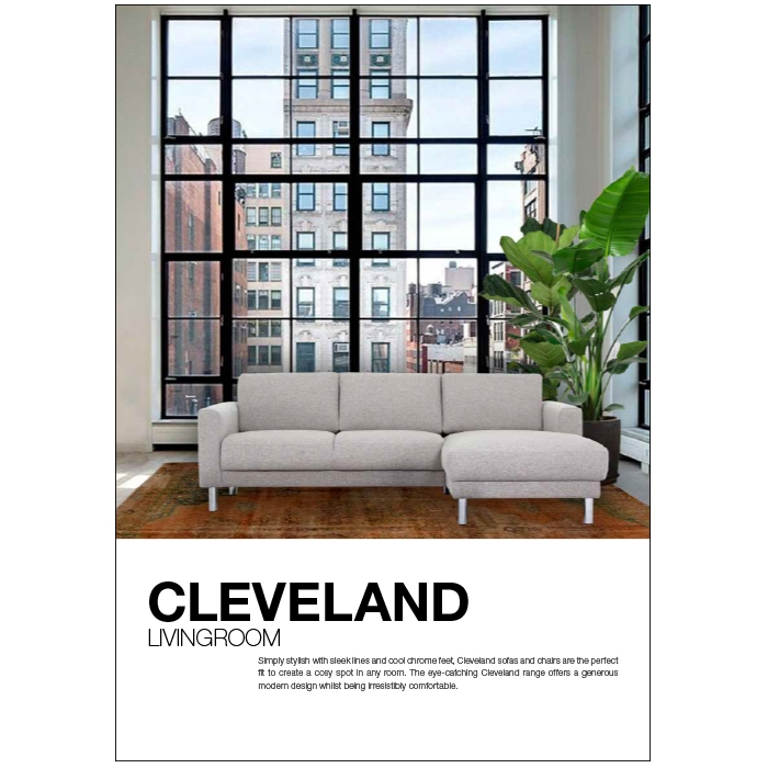 Cleveland sofa collection 4pp