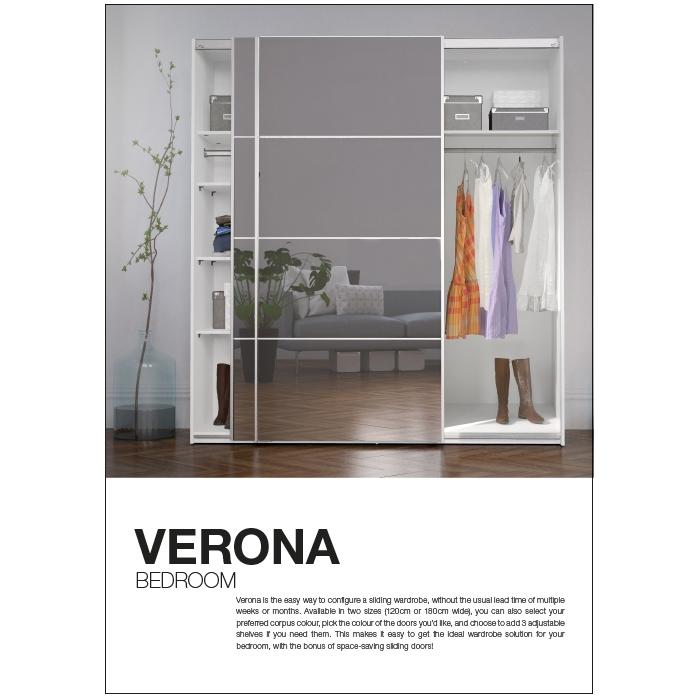 Verona Sliding Wardrobe